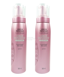 Joico Color Endurance Leave In Protectant Conditioner - gefärbtes Haar Pflege - 2 x 300 ml
