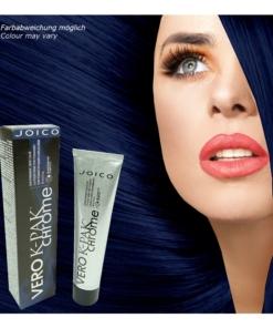 Joico Vero K-Pak Chrome - Demi Permanent Creme Color Haar Farbe Coloration 60ml - N1 Black Amethyst
