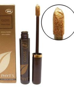 Phyts BIO Lip Gloss Farbauswahl Lippen Farbe Natur Make up ECOCERT COSMEBIO 5ml - Gingerbread