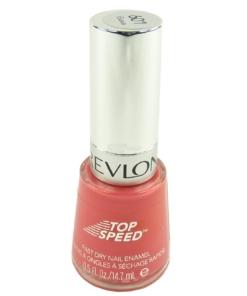 Revlon - Top Speed Fast Dry Nail Enamel Nagel Lack - Make up - Maniküre 14.7ml - #601 Guava