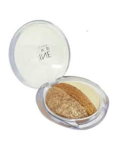 BIGUINE MAKE UP PARIS COMETINE EYES SHADOW - Lidschatten Puder Augen Farbe 2.2g - 10801 Terra Gold