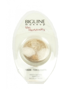 BIGUINE MAKE UP PARIS MES HARMONIES - Lidschatten Augen Farbe Kosmetik - 0,8g - 10606 Ton Citadin