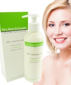 Drs. Hans Schreuder - HPO Cleansing Cream Reinigungs Creme Gesichts Pflege 200ml