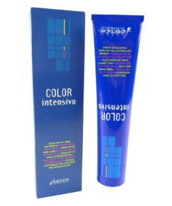 Carin Color Intensivo - various colors - Hair Color Care Agent Cream - 100ml - 7.52 Mittelblond Mahagonie Perlmutt