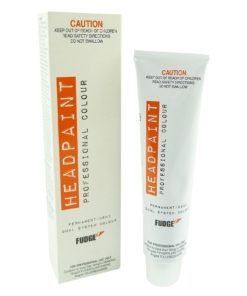 Fudge Headpaint Haar Farbe 60ml Demi Permanent Coloration Versch BLOND Töne - 07.55 Medium Rich Mahogany Blonde