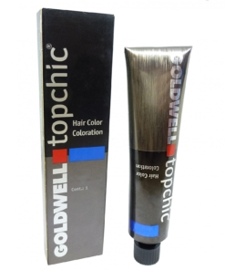 Goldwell Topchic Hair Color Coloration - 60ml - tonalità crema colorante permanente - #CLEAR kristall-klar