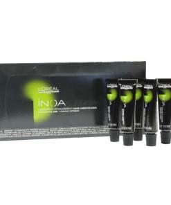 Loreal Paris Inoa - Oxidative Coloration Creme Haar Farbe - ohne Ammoniak - 6x8g - # 5.52 hellbraun mahagoni irise