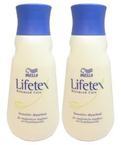 Wella Lifetex Balanced Care Haarpflege mit Kamillenextrakt Multipack 2x250ml