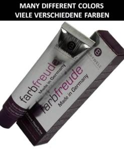 Berrywell Color Joy - 60ml - Creme Haar Farbe Coloration Färbe Mittel Pflege - #12.11 Special Blond Extra Matt