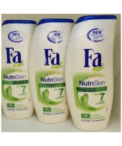 Fa Nutriskin Grüntee Körperlotion für alle Hauttypen Multipack 3x250ml