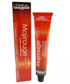 Loreal Majirouge Creme Coloration 50ml - Haar Farbe Pflege Styling Färbe Mittel - 04.20 Mittelbraun Intensives Violet