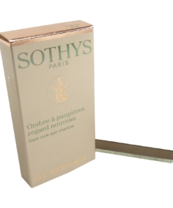 Sothys - New Look Eye Shadow Refill - Lidschatten - Augen Make up Kosmetik 1.5g - # 7 Brun mat