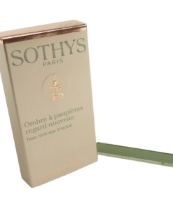 Sothys - New Look Eye Shadow Refill - Lidschatten - Augen Make up Kosmetik 1.5g - # 9 Vert emeraude