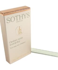 Sothys - Two Way Eye Shadow - Refill - Lidschatten - Augen Make up Kosmetik 1.5g - # 1 Poudre d´argent