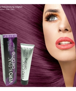 Joico Vero K-PAK Chrome Demi Permanent V4 Passion Fruit Haar Farbe - 2x60ml