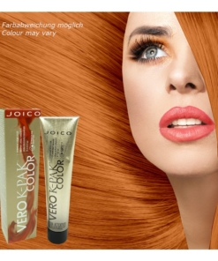 Joico - Vero K-PAK Color 9RG Light Red Gold Permanente Creme Haar Farbe 3x74ml