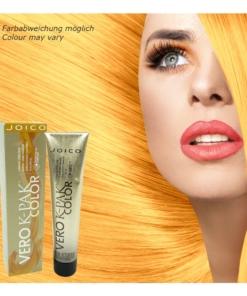 Joico - Vero K-PAK Color ING Gold Intensifier Permanente Creme Haar Farbe 3x74ml