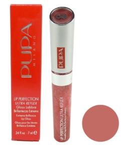 Pupa Lip Perfection Ultra Reflex Extreme Brilliance Lip Gloss - Lippen Farbe 7ml - 06 Reflex Raspberry