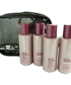 Joico Reise Pflege Set 5tlg coloriertes Haar Shampoo 2x50ml + Conditioner 2x50ml