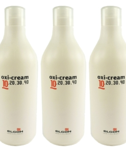 Elgon Oxi-Cream 10 Vol. (3%) Pflegende Oxidations-Emulsion Multipack 3x1000ml